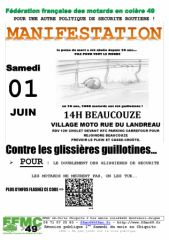 manif angers 1/06/13